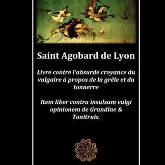 Agobard de Lyon,Agobard